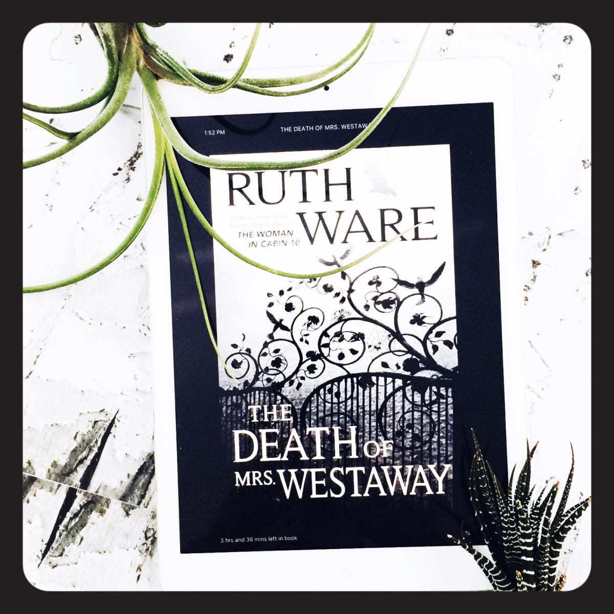 THE DEATH OF MRS.WESTAWAY